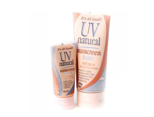 UV Natural Sunscreen Baby